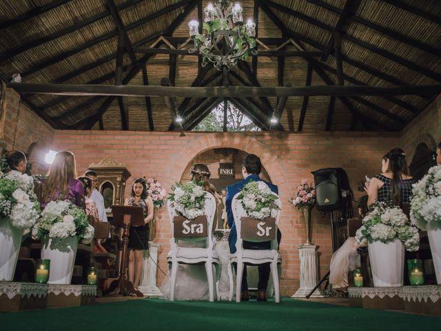 El matrimonio de Christian y Sofía en Piedecuesta, Santander 24