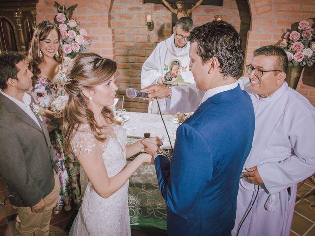 El matrimonio de Christian y Sofía en Piedecuesta, Santander 27