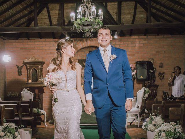 El matrimonio de Christian y Sofía en Piedecuesta, Santander 30
