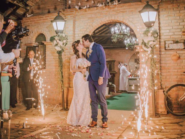 El matrimonio de Christian y Sofía en Piedecuesta, Santander 32