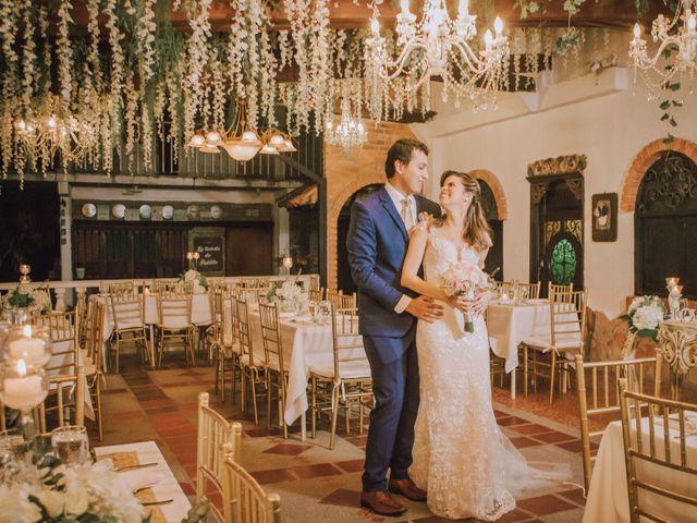 El matrimonio de Christian y Sofía en Piedecuesta, Santander 34