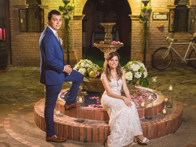 El matrimonio de Christian y Sofía en Piedecuesta, Santander 51