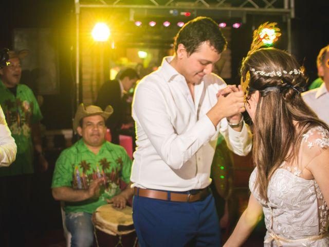 El matrimonio de Christian y Sofía en Piedecuesta, Santander 60