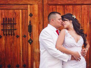 El matrimonio de Lina y Gercy
