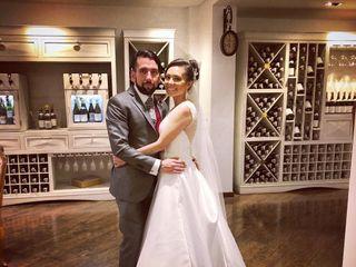 El matrimonio de Edgar y Eliyer