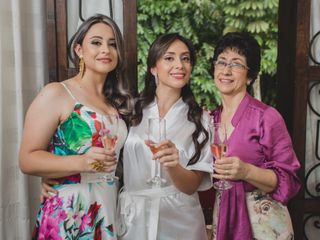 El matrimonio de Lorena y Jose 3