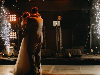 El matrimonio de Katherine y Didier