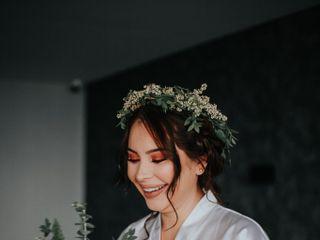 El matrimonio de Katherine y Didier 3