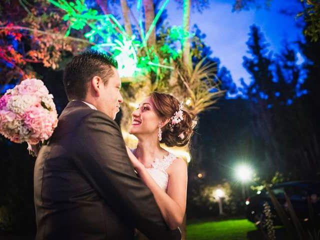 El matrimonio de Miguel y Karen en Chía, Cundinamarca 1