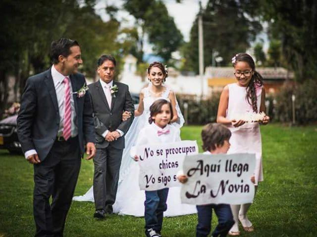 El matrimonio de Miguel y Karen en Chía, Cundinamarca 9
