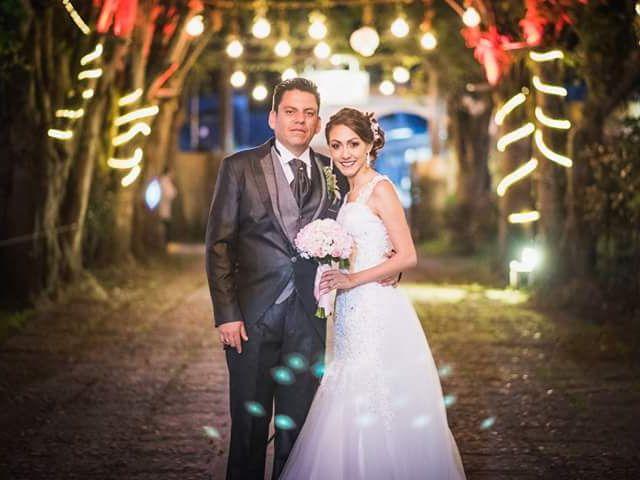 El matrimonio de Miguel y Karen en Chía, Cundinamarca 11