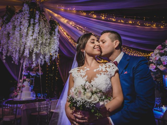 El matrimonio de Lorena y Jose