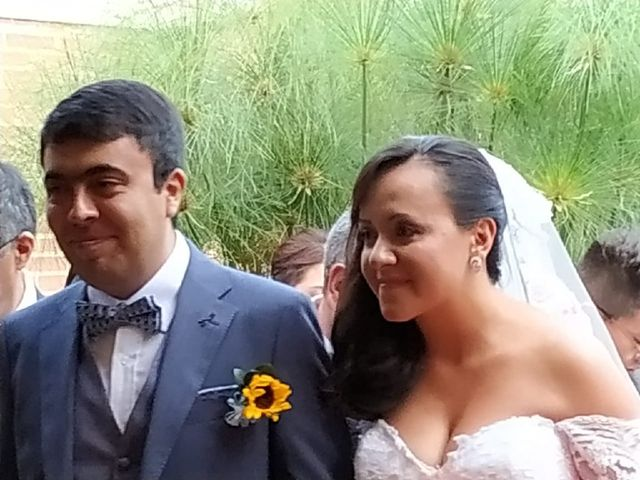 El matrimonio de María Juliana y José Andrés