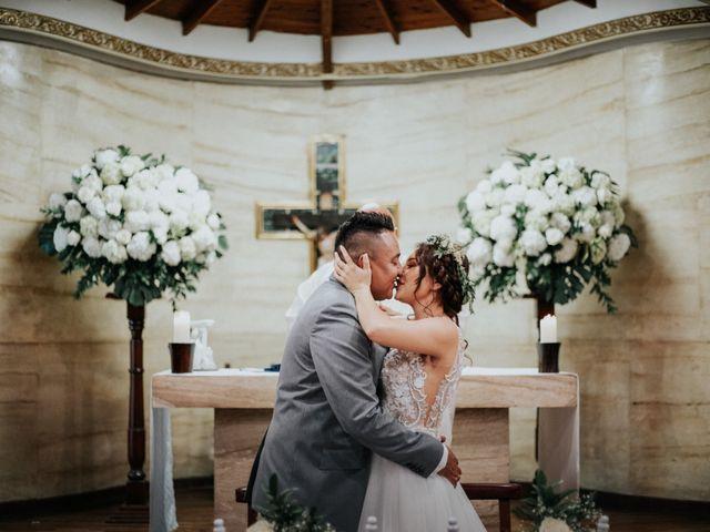 El matrimonio de Didier y Katherine en Medellín, Antioquia 10