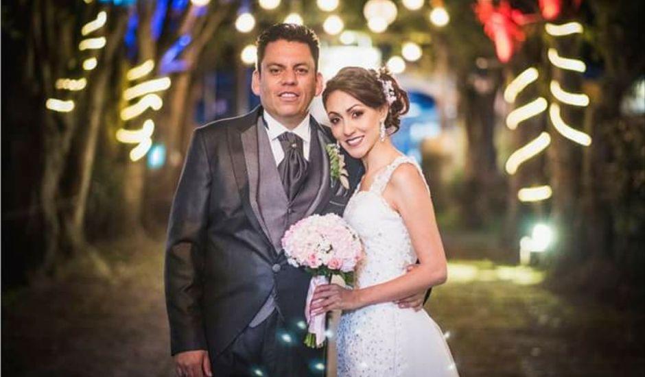 El matrimonio de Miguel y Karen en Chía, Cundinamarca