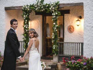 El matrimonio de Juanita y Bryan