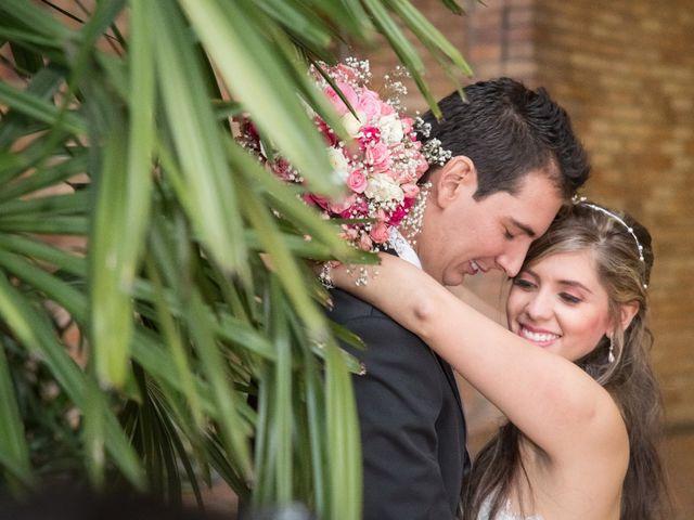 El matrimonio de Isabel y Juan Guillermo