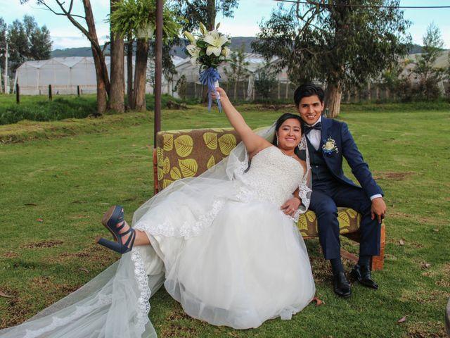El matrimonio de William y Alexandra en Zipaquirá, Cundinamarca 9