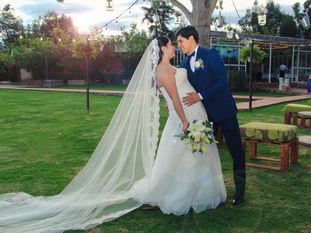 El matrimonio de William y Alexandra en Zipaquirá, Cundinamarca 10