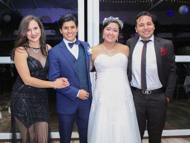 El matrimonio de William y Alexandra en Zipaquirá, Cundinamarca 12