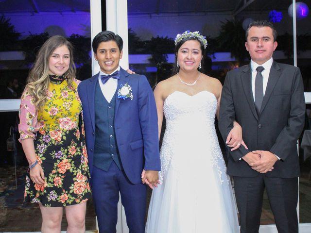 El matrimonio de William y Alexandra en Zipaquirá, Cundinamarca 13
