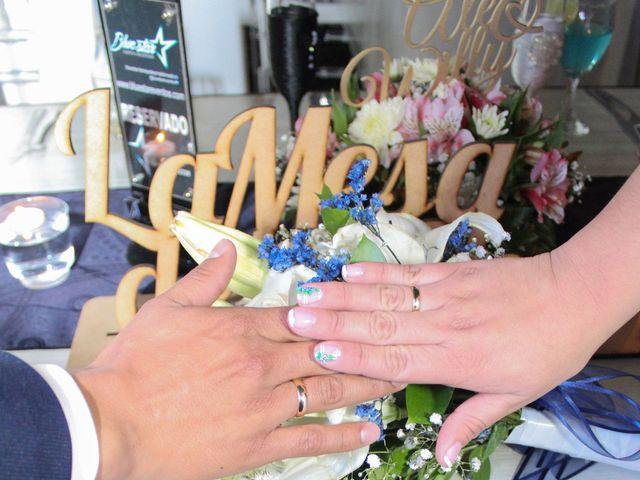 El matrimonio de William y Alexandra en Zipaquirá, Cundinamarca 14