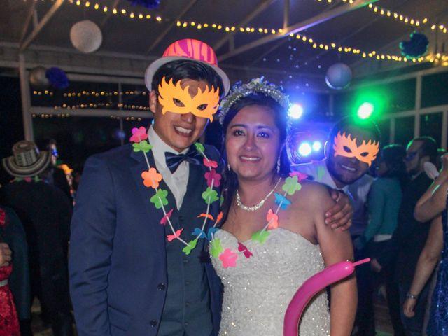 El matrimonio de William y Alexandra en Zipaquirá, Cundinamarca 16