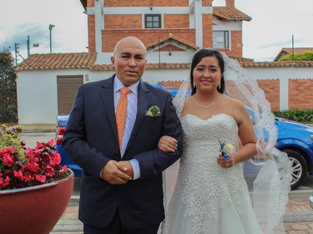 El matrimonio de William y Alexandra en Zipaquirá, Cundinamarca 18