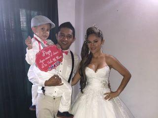 El matrimonio de Diego y Sory  3