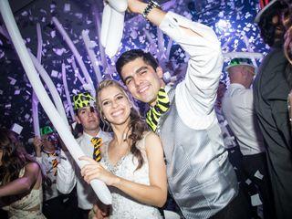 El matrimonio de Tatiana y Juan Pablo 1