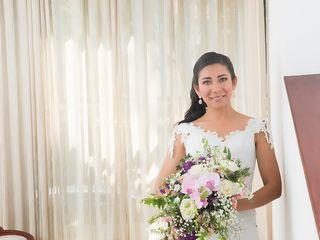 El matrimonio de Alejandra y Hector 1
