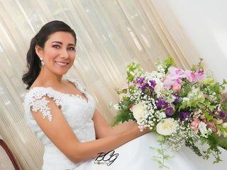 El matrimonio de Alejandra y Hector 2