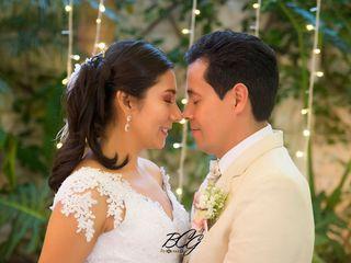 El matrimonio de Alejandra y Hector