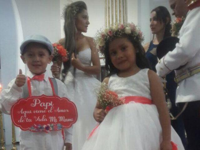 El matrimonio de Sory  y Diego en Garzón, Huila 8