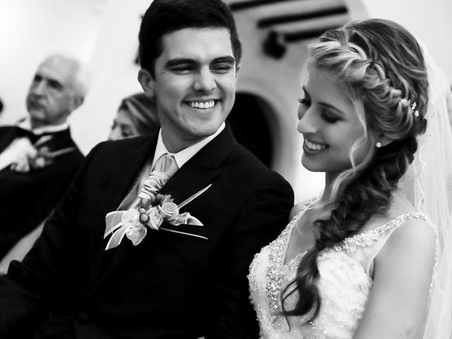 El matrimonio de Tatiana y Juan Pablo