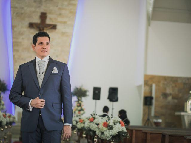 El matrimonio de Julian y Jennifer en Piedecuesta, Santander 8