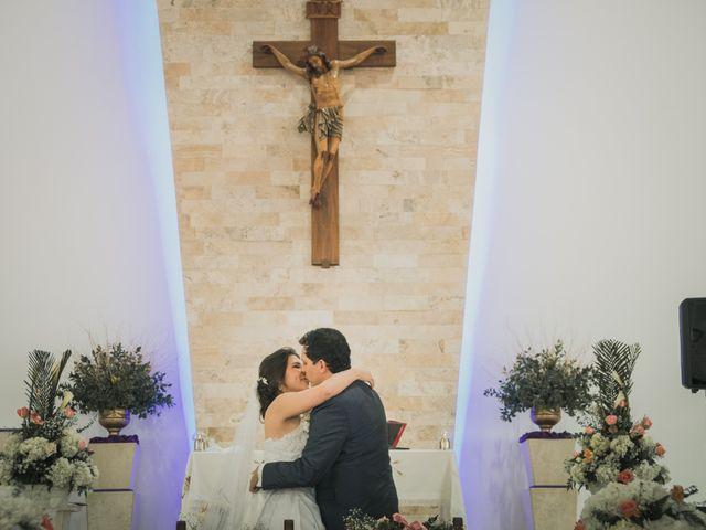 El matrimonio de Julian y Jennifer en Piedecuesta, Santander 1