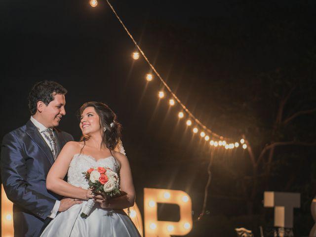El matrimonio de Julian y Jennifer en Piedecuesta, Santander 13