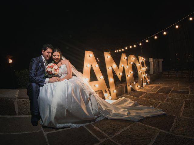 El matrimonio de Jennifer y Julian