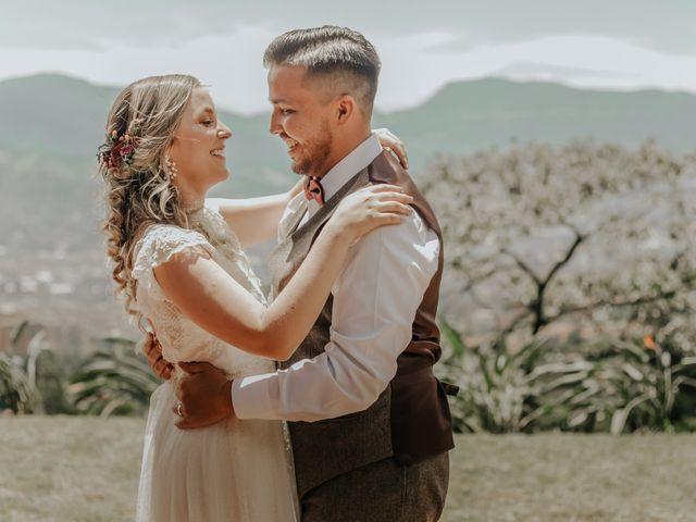 El matrimonio de Manuela y Charlie