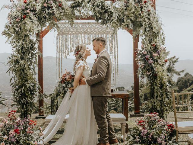 El matrimonio de Charlie y Manuela en Medellín, Antioquia 1