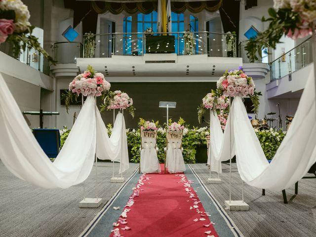 El matrimonio de Edwin y Jessica en Santa Marta, Magdalena 7