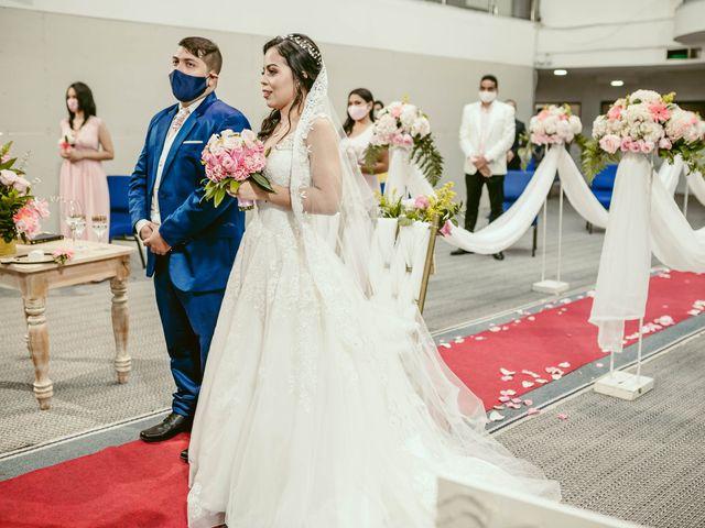 El matrimonio de Edwin y Jessica en Santa Marta, Magdalena 10