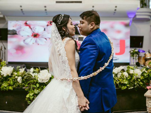 El matrimonio de Edwin y Jessica en Santa Marta, Magdalena 12