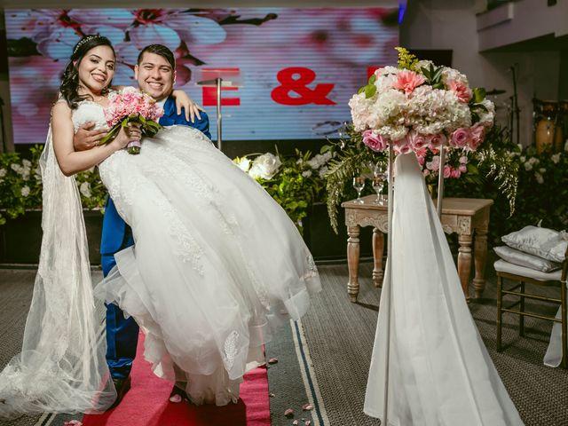El matrimonio de Edwin y Jessica en Santa Marta, Magdalena 14