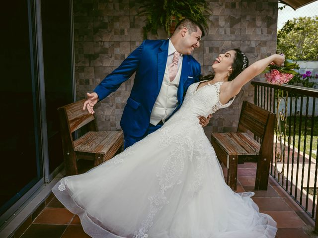 El matrimonio de Jessica y Edwin