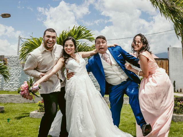 El matrimonio de Edwin y Jessica en Santa Marta, Magdalena 15