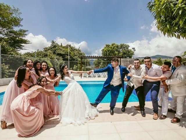 El matrimonio de Edwin y Jessica en Santa Marta, Magdalena 16