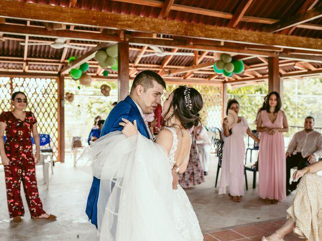 El matrimonio de Edwin y Jessica en Santa Marta, Magdalena 18