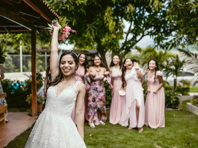 El matrimonio de Edwin y Jessica en Santa Marta, Magdalena 19